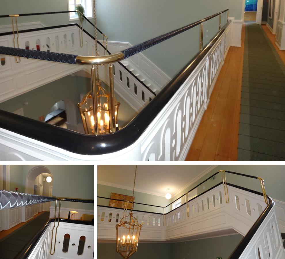 Handrail AP Møller Maersk