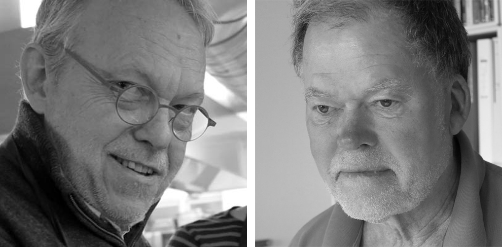 Ole Larsen and Jørgen Lund